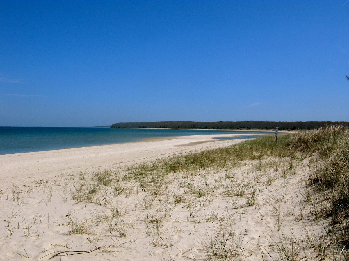 SAG HARBOR PRIVATE BEACH RETREAT