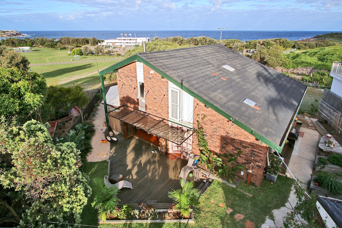 Beach House Sydney Eastern Suburbs.