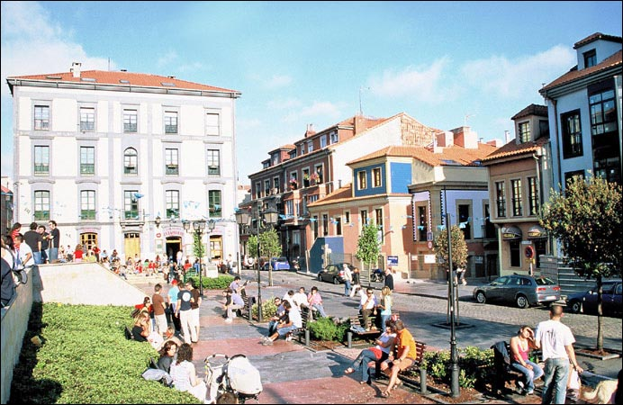 apartamento casco antiguo gijon in gij n