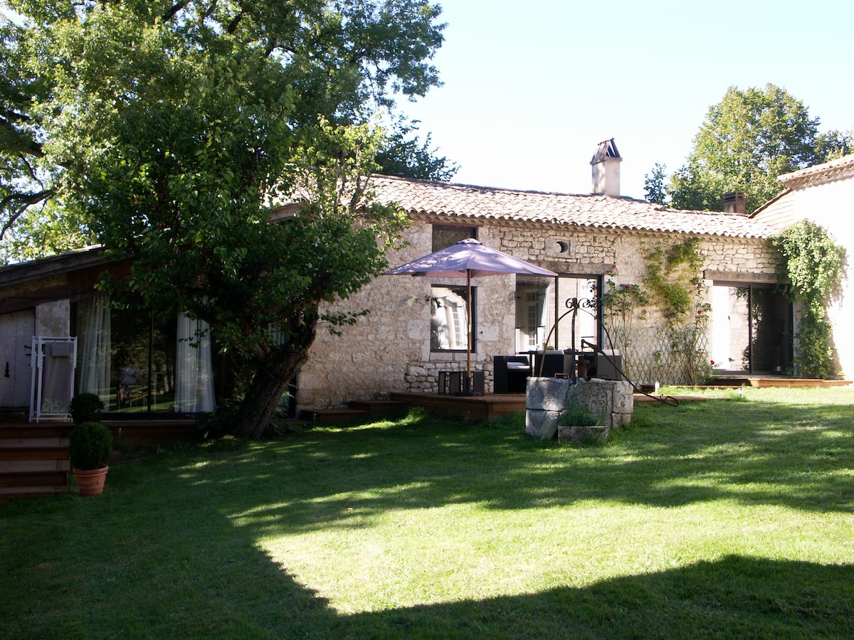 Apartment of charm near Bergerac