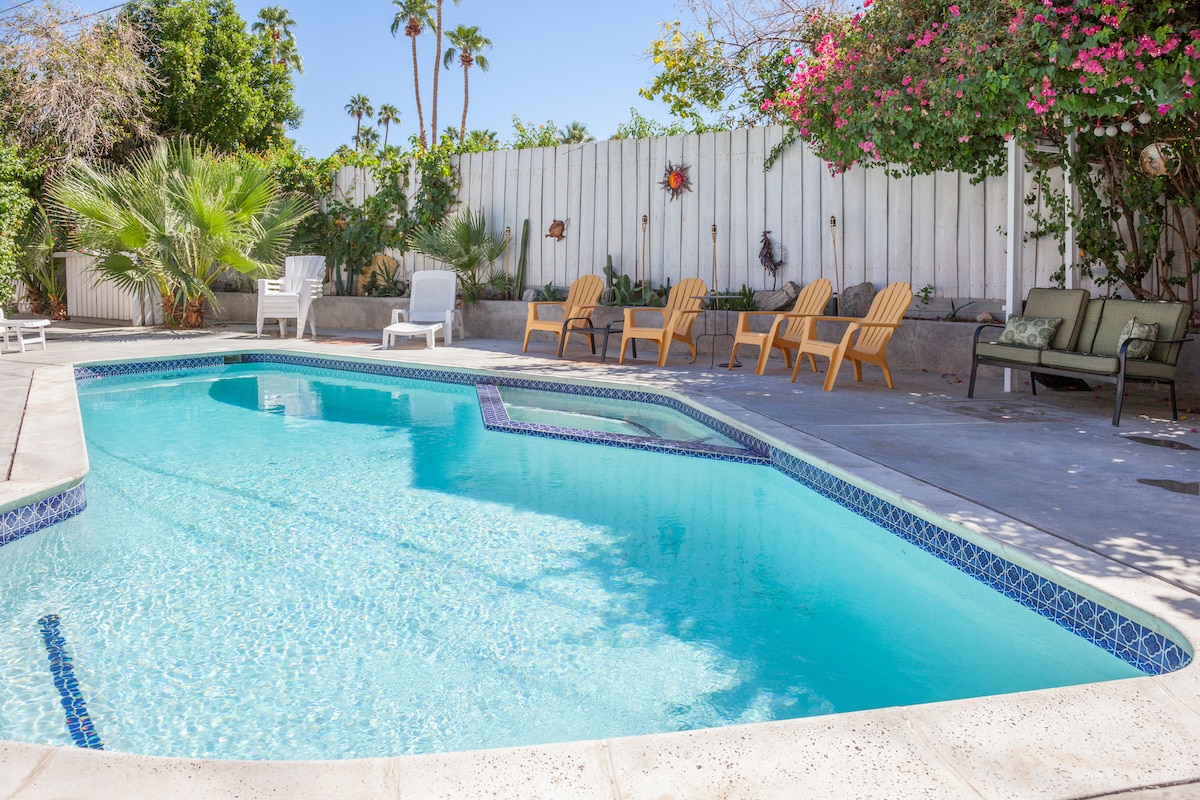 Deepwell Duplex with Pool and Spa