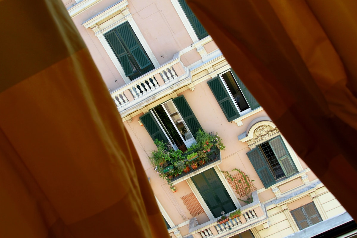 Day by Day B&B. Your Home in Rome.