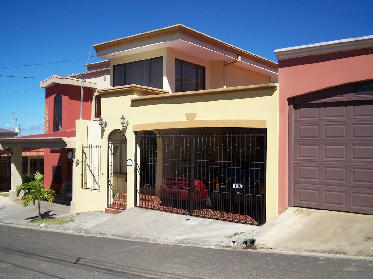 Lovely house in gated community