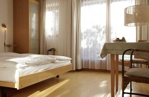 Cozy studio apartment with garden