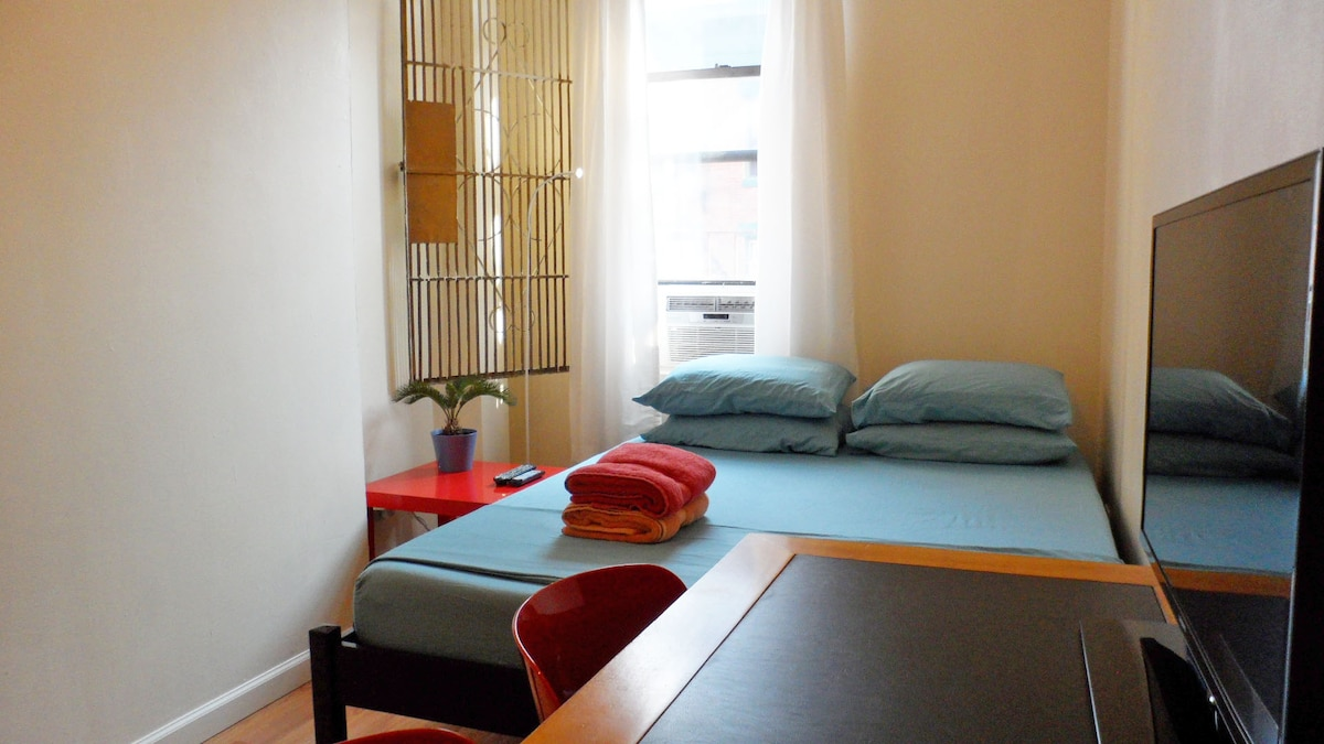 Clean Room, Central Location in NYC