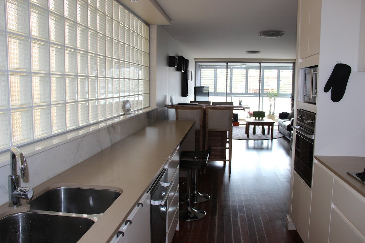 Penthouse Style 3 bdr Family Apart