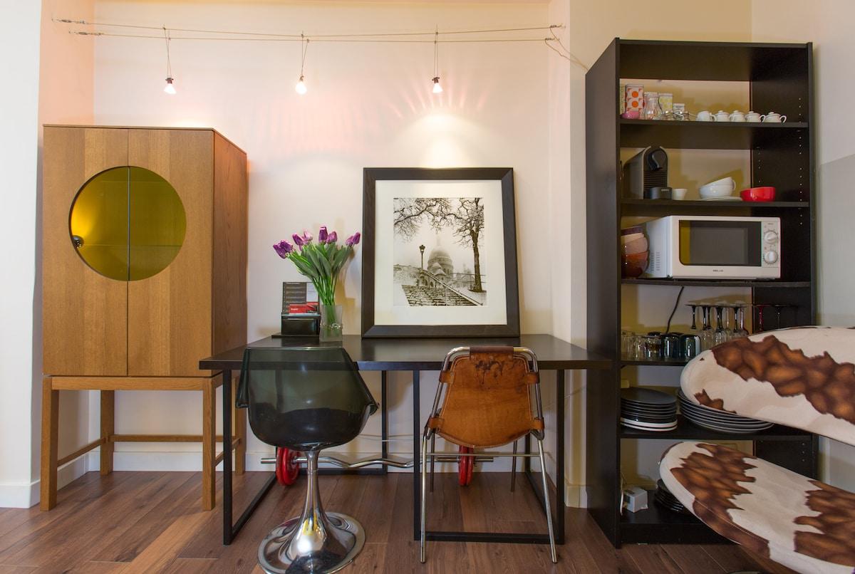 Charming studio Montmartre / Opera
