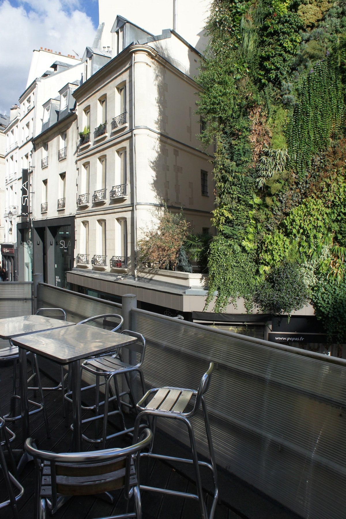 Appartement Terrasse PARIS CENTRE