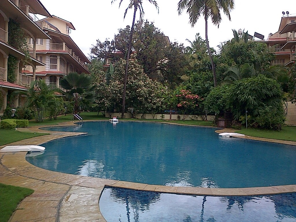 Furnished apartment in North Goa