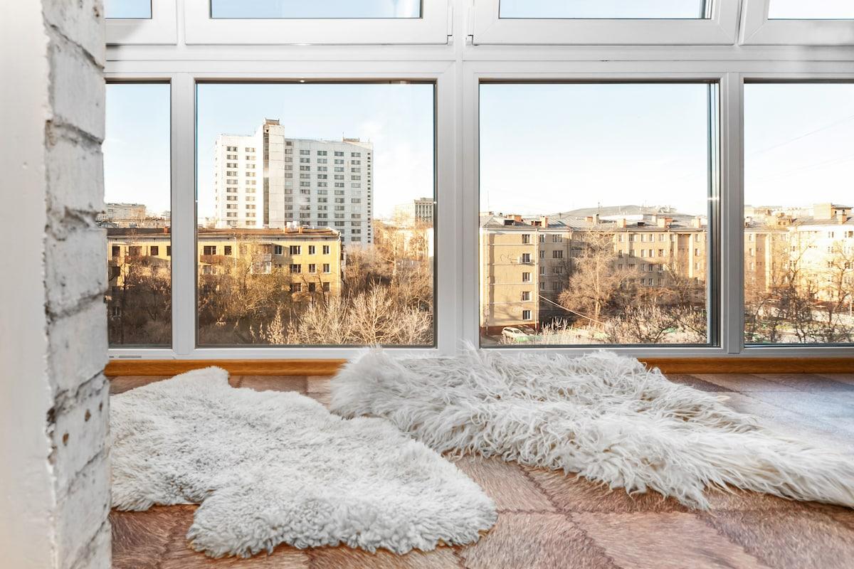Apartments in m.Novoslobodskaya