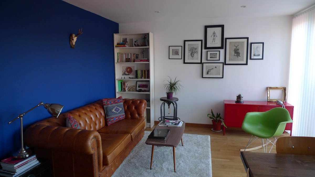 Charming flat in Hoxton/Shoreditch