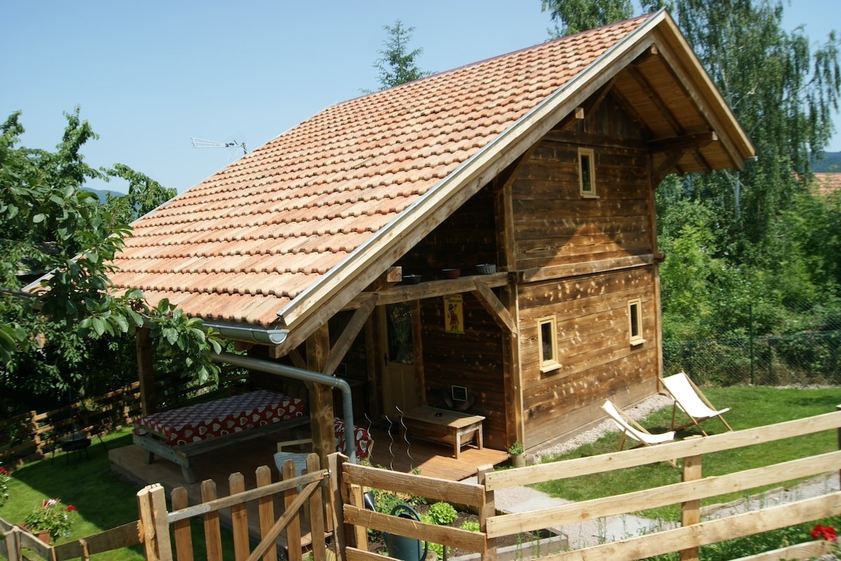 Chalet Cosy en Centre-Alsace