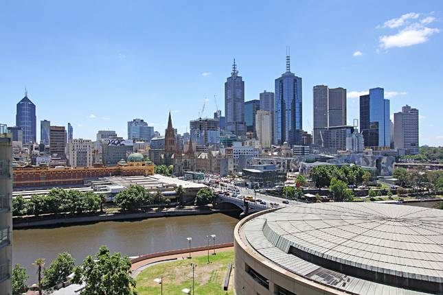 Best View Apartment in Southbank