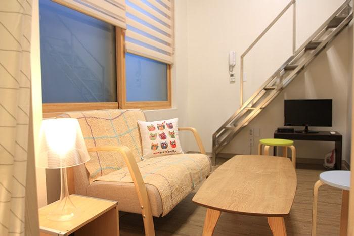 Open! Mini duplex #304 NINE HOUSE