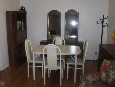 (phone number hidden) new look of the dining table