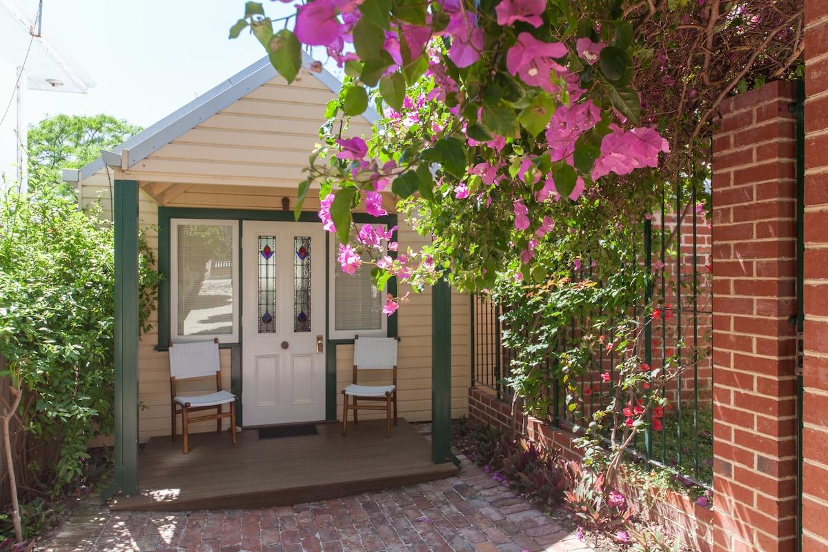Self-Contained Clean Garden Studio
