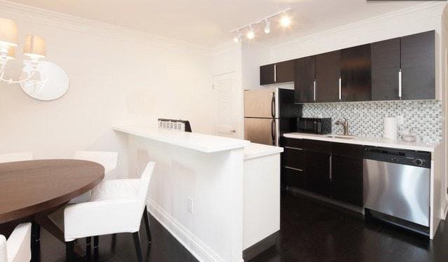 1. Kitchen Area