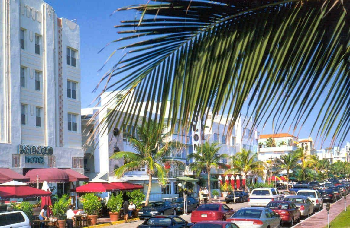 UNIQUE 4BR SUITE DIRECTLY ON THE BEACH IN THE HEART OF SOUTH BEACH