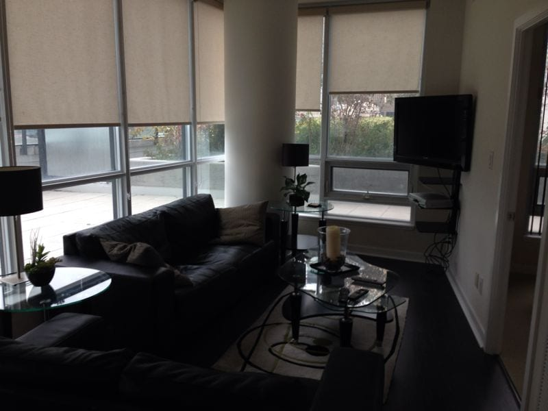 2 BR With Den + 700Sq Ft. Terrace