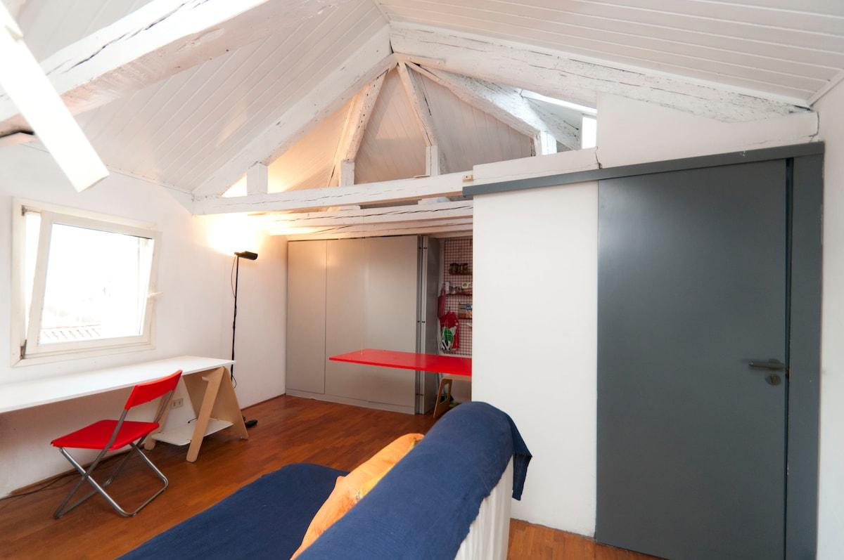 Conceptual Devices Apartment 1