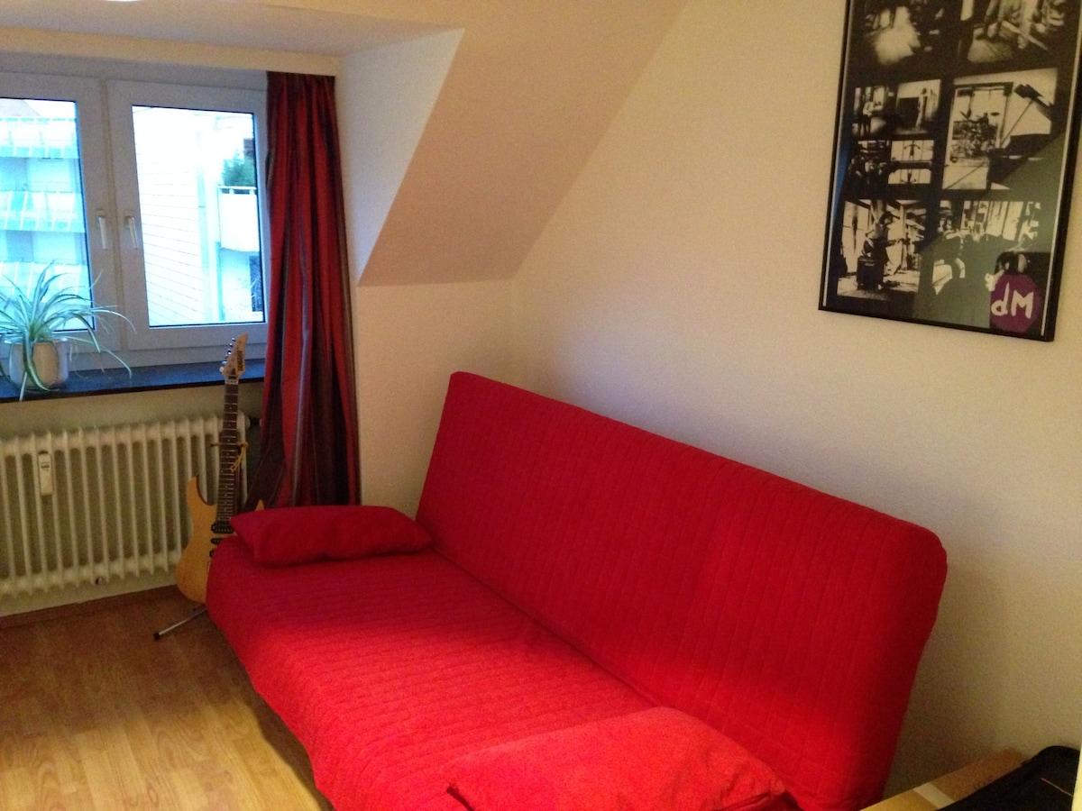 Nice room at Münchner Freiheit
