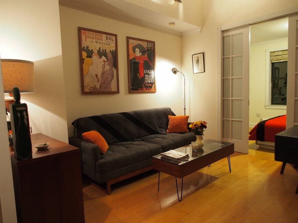 Sunny 1-BR West Village Apartment