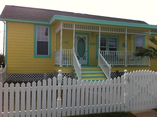 Island Cottage - East End