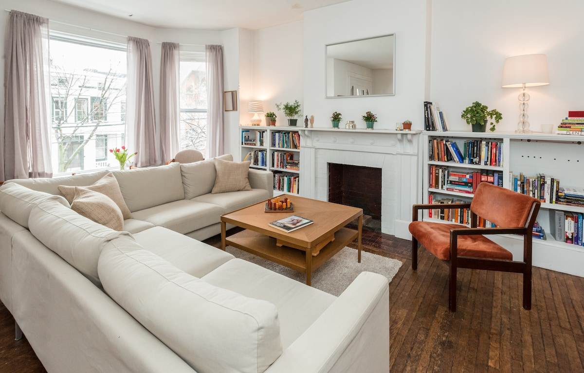 Single Room Steps from Yale