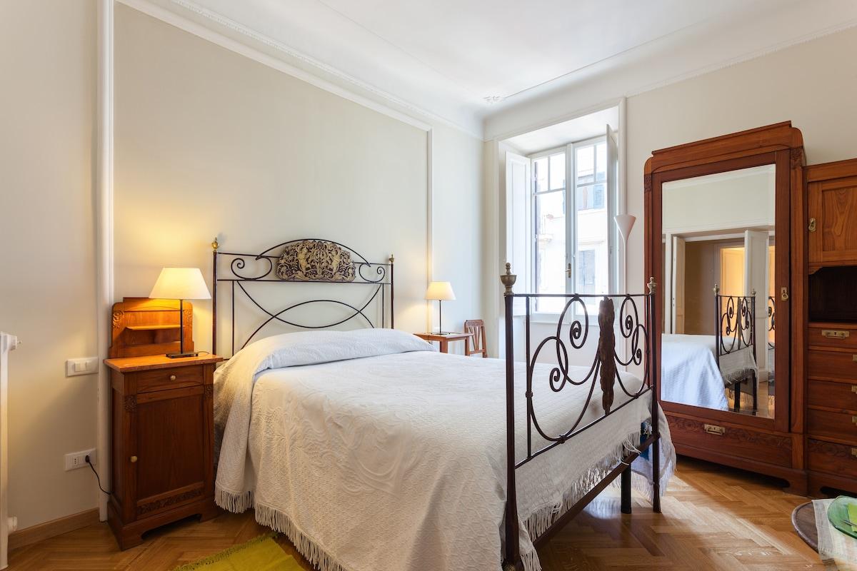 Centralissima stanza privata a Roma
