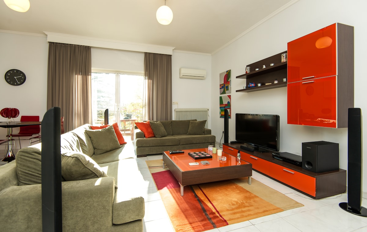 Well-Located Apartment Thessaloniki