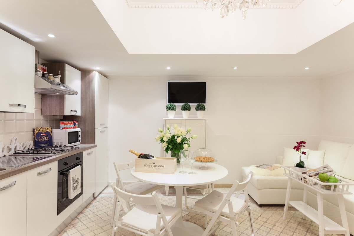 Your Luxury Home in Trastevere x 4