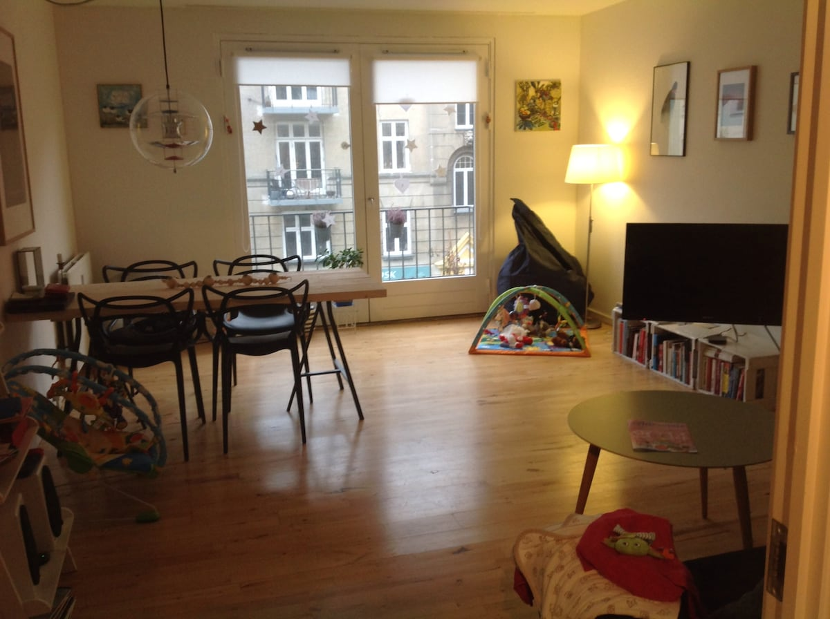 Big apartment in the heart of Cph!