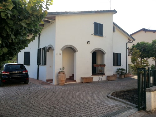 Perfect location close to Assisi