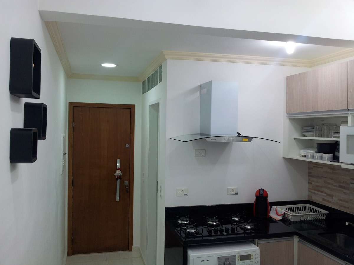 Kitchen and Entrance Hall