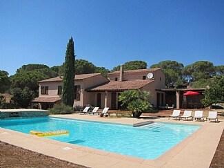 spacious villa, magnificent views
