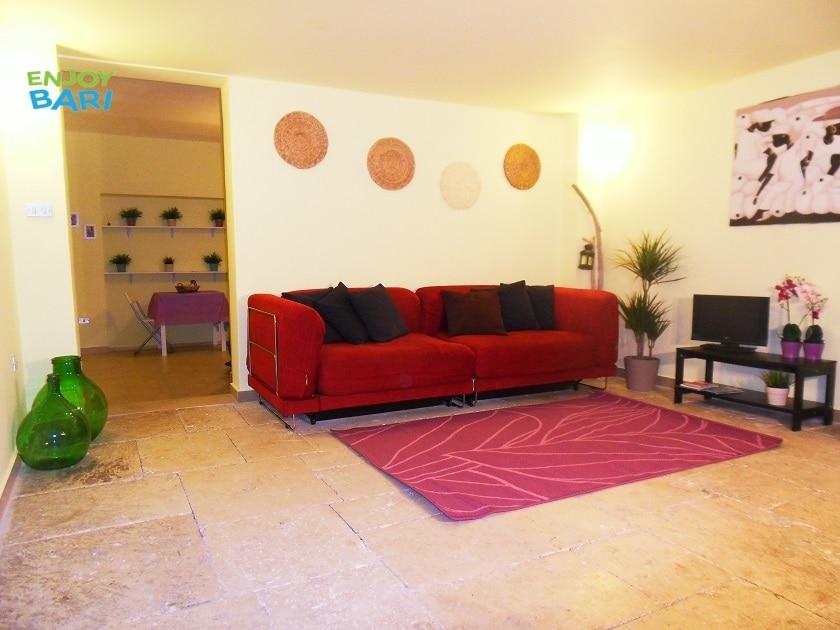 Central apartment - Enjoy Bari