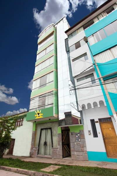 Yupanqui Apartaments