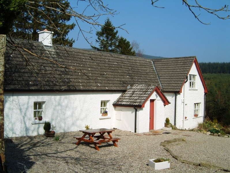 Beautifully Restored Irish Cottage