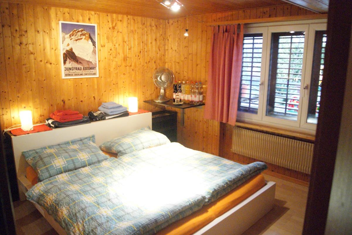 1st sleeping room, new foto (01/2014)
