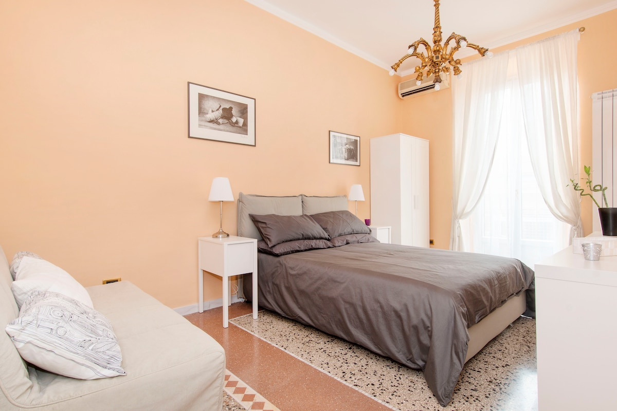 complete and independent apartment.