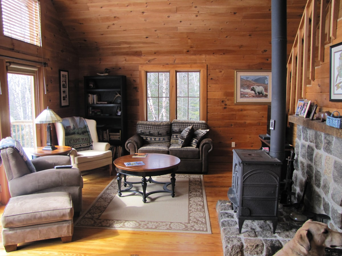 CABIN Bethel Maine & close to NH