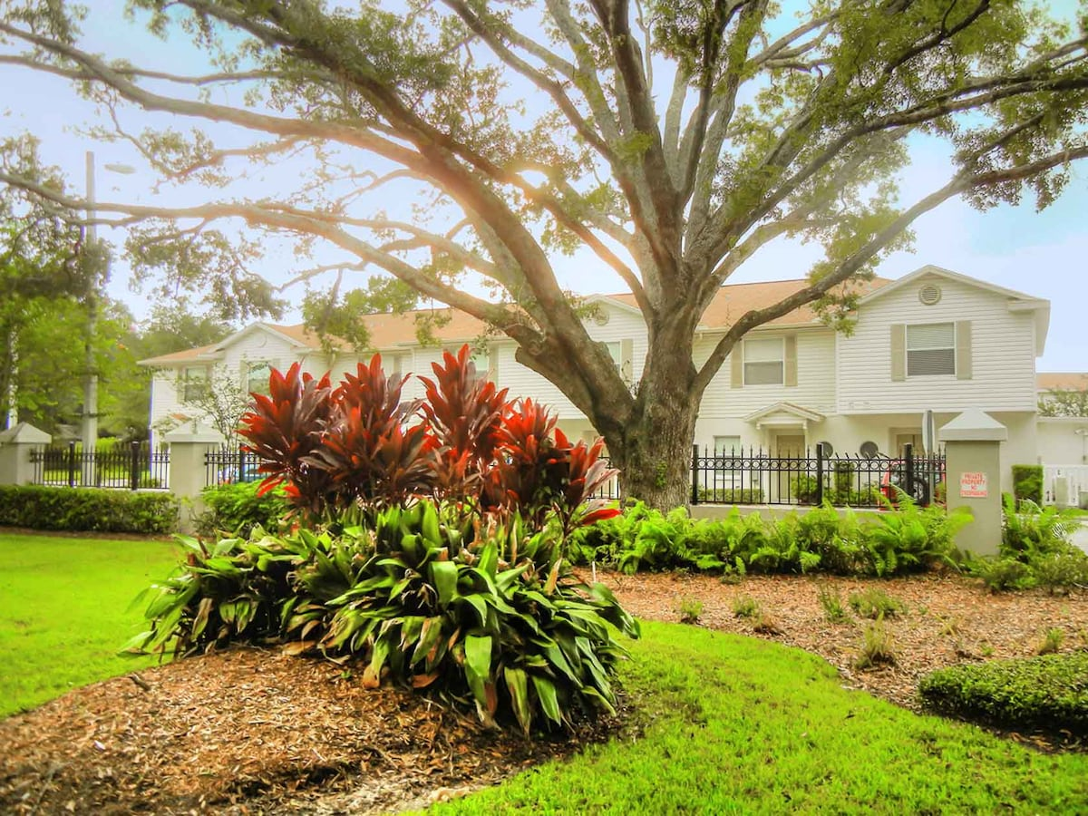 Small Friendly Community close to everything Tampa has to offer.