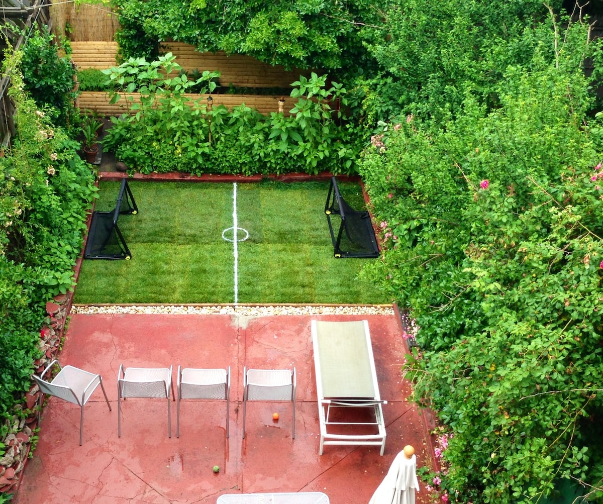Park Slope Brownstone with Garden