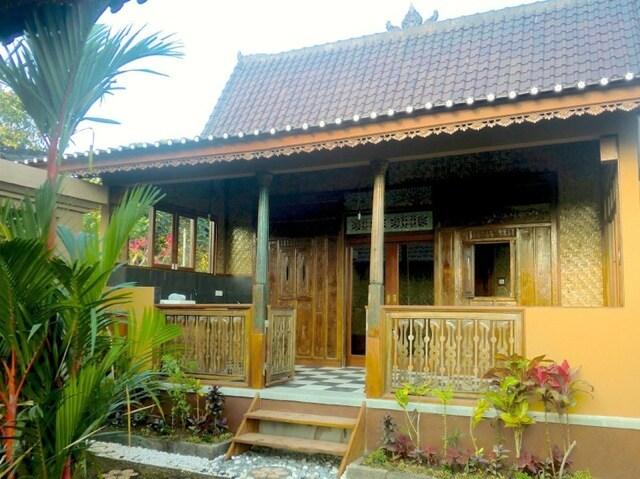Jasmine Joglo Ubud - pool,wifi,view