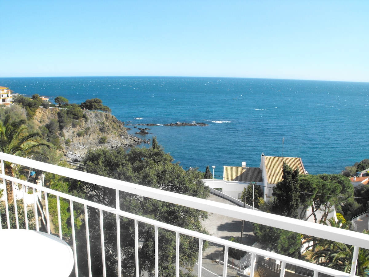 Apartment with seaview, Costa Brava