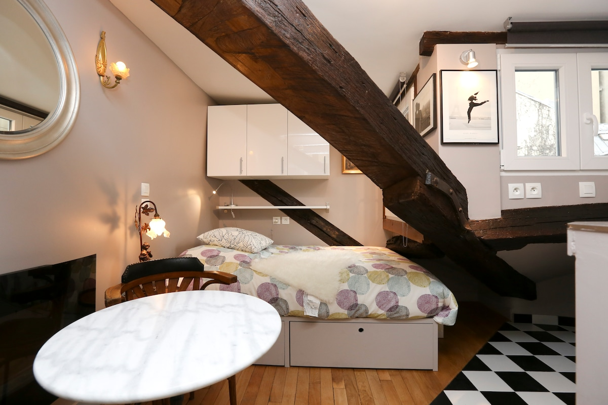 A brand New studette,very Cosy ,Clean and Modern