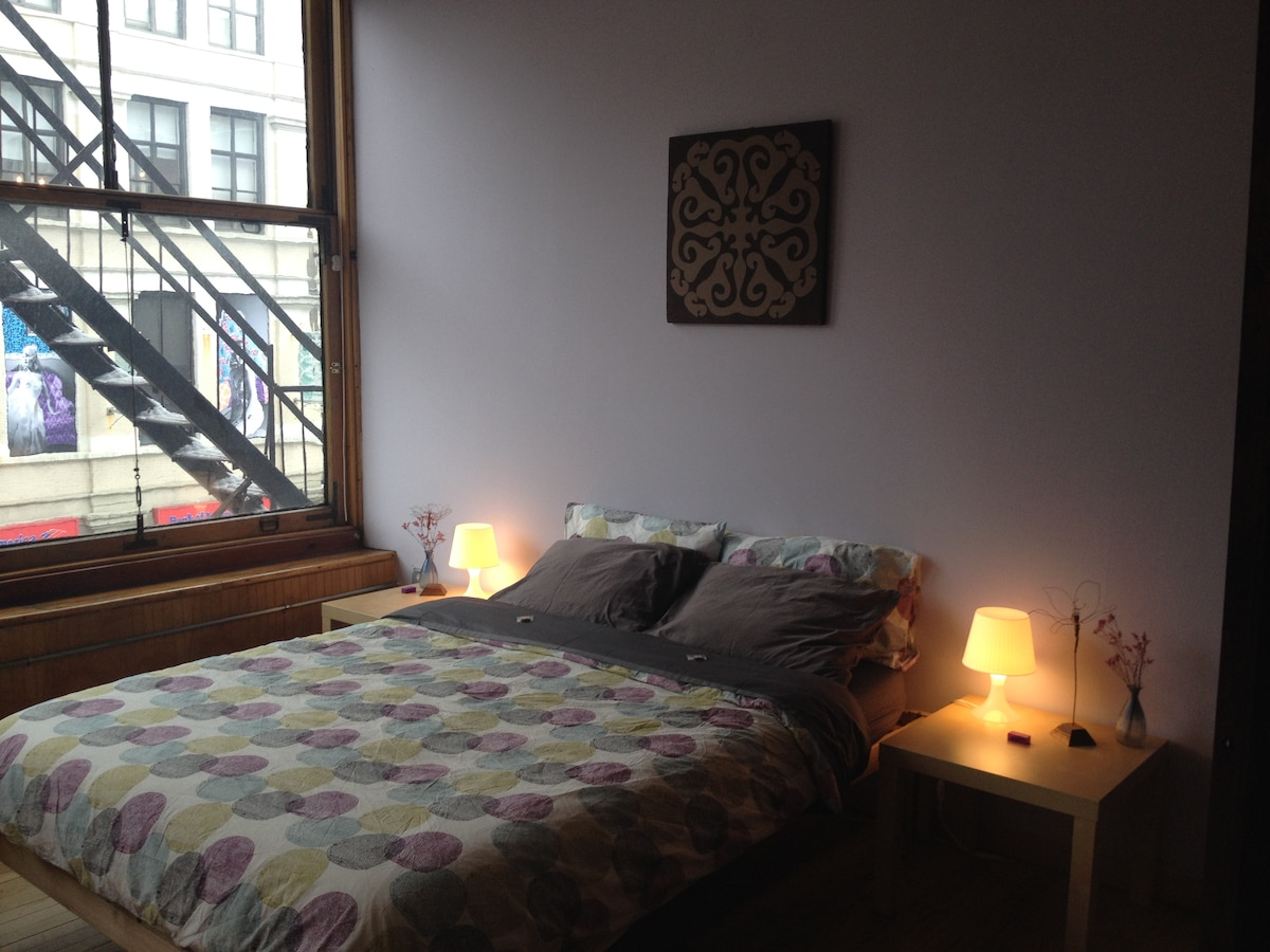 LES LOFT NY : Purple Room