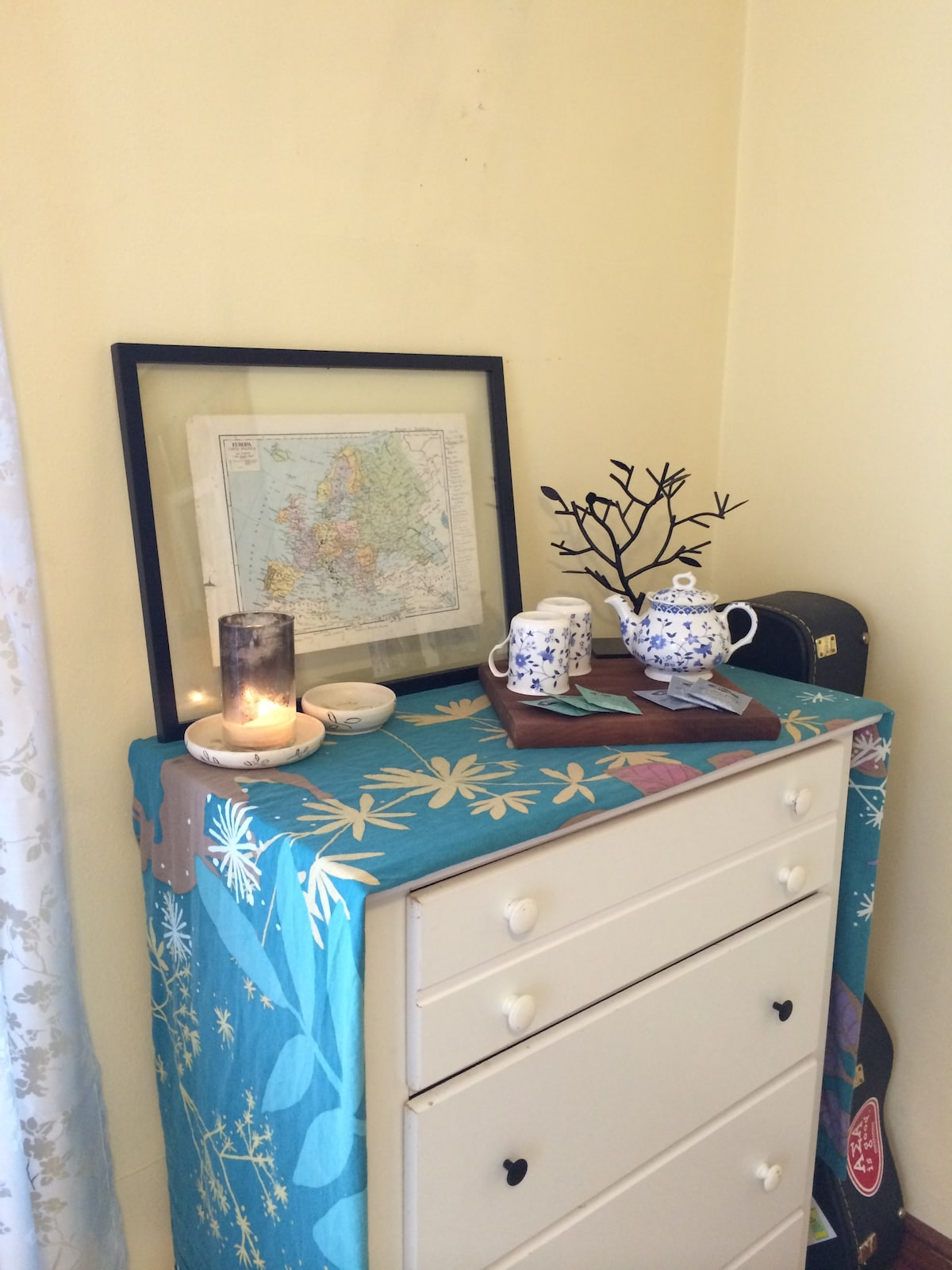 Like any great BnB, you will be able to enjoy a warm cup of tea and embrace the moment.