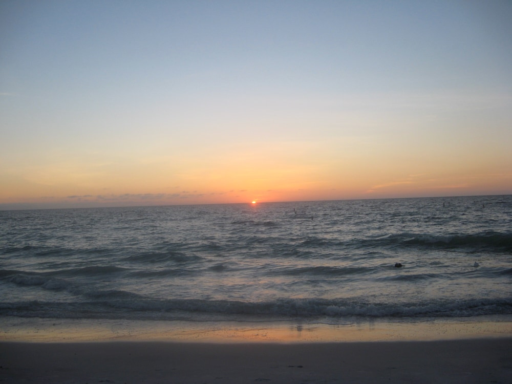 Sunset at Bonita Beach