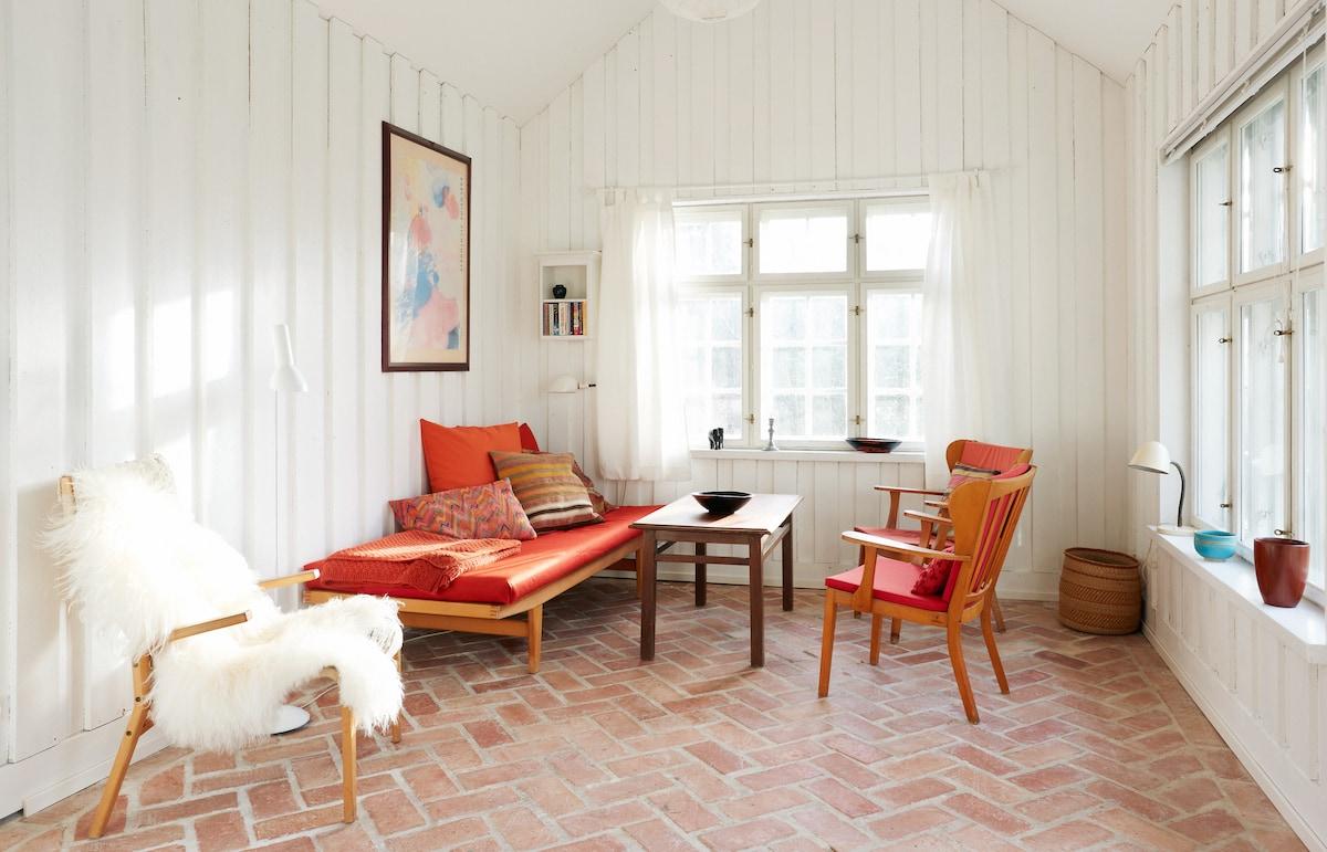 Week-end in CPH cottage